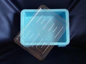 プラスチックコンテナ用ふた